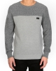 Iriedaily Auf Deck Stripe Strick Sweater (heather)