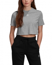 Adidas Cropped T-Shirt (grey)