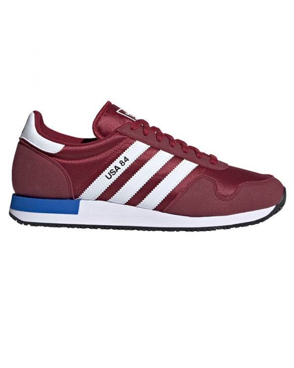 Adidas USA 84 (collegiate burgundy/ftwr white/blue)