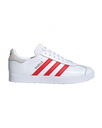 Adidas Gazelle W (cloud white/lush red/crystal white)