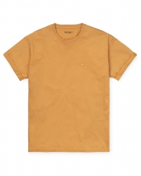 Carhartt WIP W Chase T-Shirt (winter sun/gold)