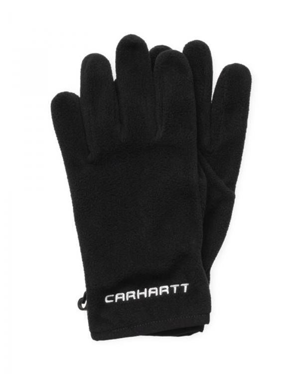 Carhartt WIP Beaumont Gloves (black/wax)