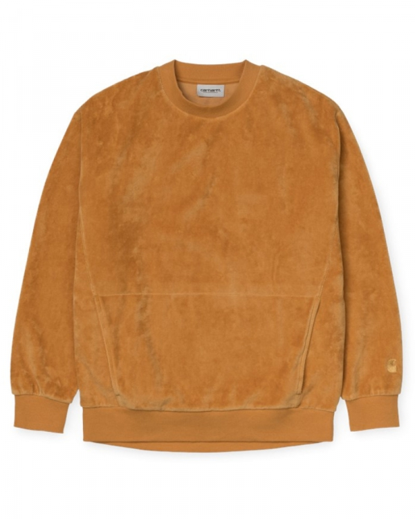 Carhartt WIP W Silverton Sweater (winter sun)