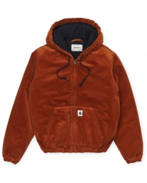 Carhartt WIP W Timber Cord Jacket (brandy rinsed)