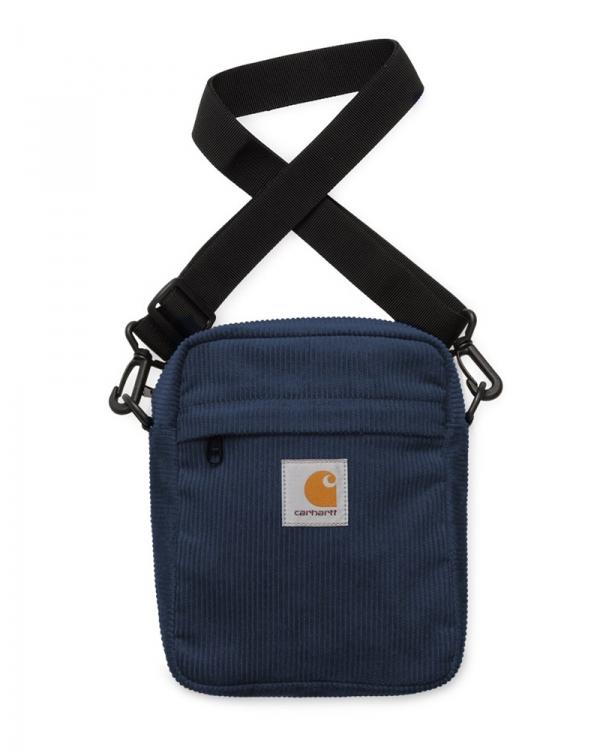 Carhartt WIP Cord Bag Small (dark navy)