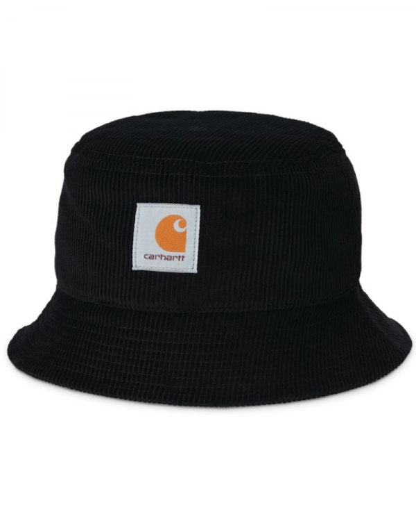 Carhartt WIP Cord Bucket Hat (black)