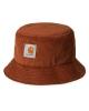 Carhartt WIP Cord Bucket Hat (brandy)