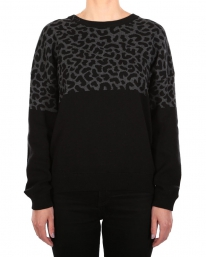 Iriedaily Blotchy Knit (black)