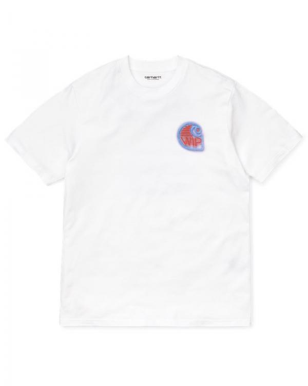 Carhartt WIP Neon Crab T-Shirt (white)