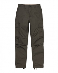 Carhartt WIP W Cymbal Cargo Pant (cypress rinsed)