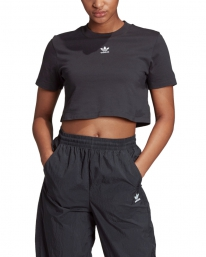 Adidas Cropped T-Shirt (black)