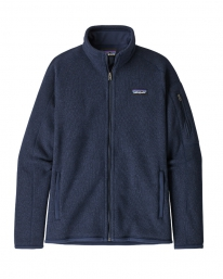 Patagonia W Better Sweater Fleece Jacket (new navy)