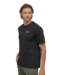 Patagonia P6 Logo Responsibili T-Shirt (black)