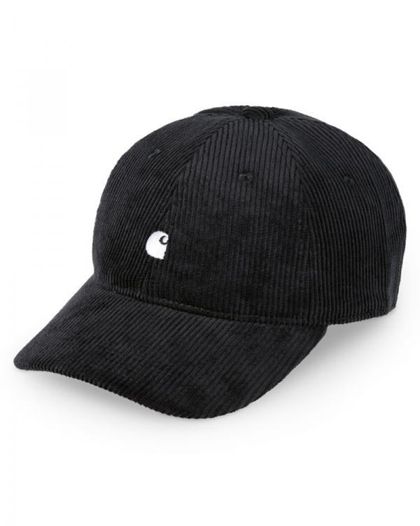 Carhartt WIP Harlem Cap (black/wax)
