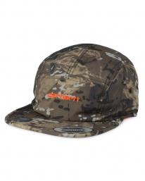 Carhartt WIP Denby Cap (camo combi/safety orange)