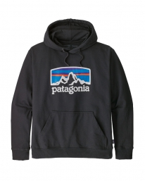 Patagonia Fitz Roy Horizons Uprisal Hoodie (black)