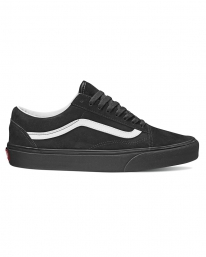 Vans Old Skool Pig Suede (black/black)