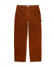 Carhartt WIP W Pierce Straight Cord Pant (brandy rinsed)