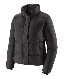 Patagonia W Silent Down Jacket (black)