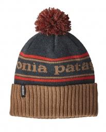 Patagonia Powder Town Beanie (park stripe/mojave khaki)