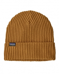 Patagonia Fishermans Rolled Beanie (buckwheat gold)