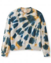 Brixton W Vintage Raglan Crew Sweater (captain blue)