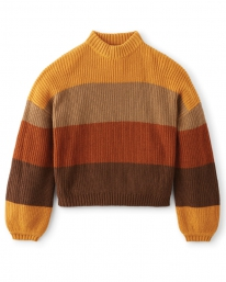 Brixton W Madero Strick Sweater (honey gold)