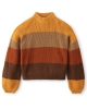 Brixton W Madero Strick Sweater (honey gold)
