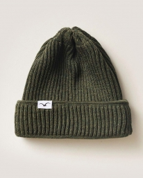 Cleptomanicx Storm Beanie (rifle green)