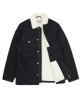 Carhartt WIP Fairmount Coat (black rigid)