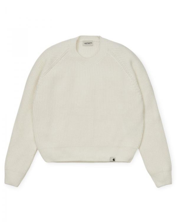 Carhartt WIP W Emma Strick Sweater (wax)