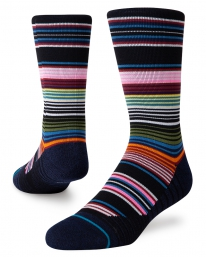 Stance Refresh Crew Socken (black)