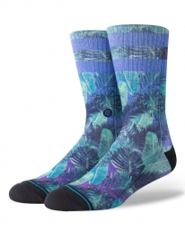 Stance Pop Palms Socken (blue)