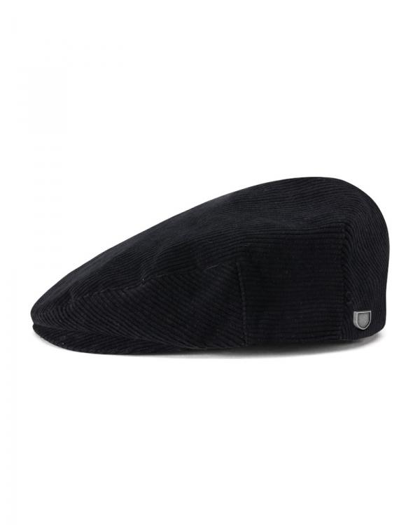 Brixton Hooligan Cord Schieber (black)