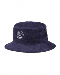 Brixton Oath Packable Bucket Hat (navy)