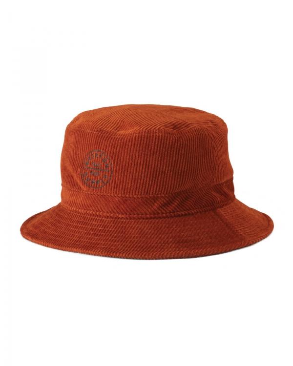 Brixton Oath Packable Bucket Hat (amber)