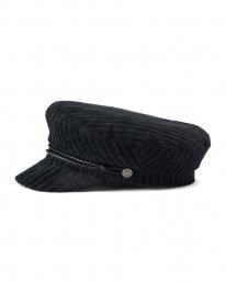 Brixton Ashland Cap (jet black)