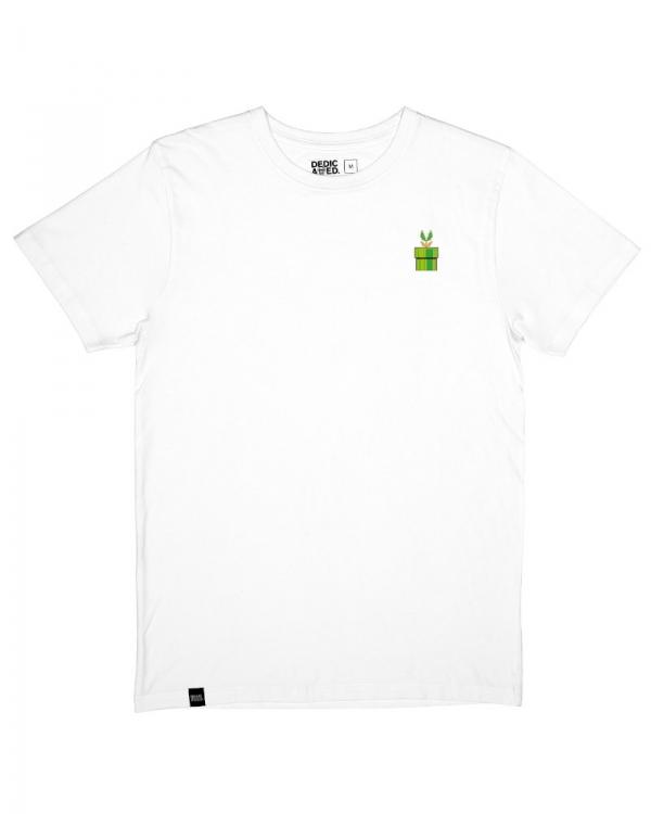 Dedicated Green Tube T-Shirt (white)
