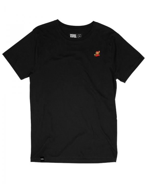 Dedicated Super Mario T-Shirt (black)