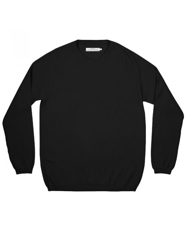 Dedicated Kalmar Strick Sweater (black)