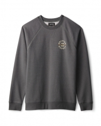 Brixton Oath V Crew Sweater (evergreen)