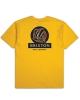 Brixton Reach STT T-Shirt (athletic gold)