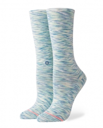 Stance Spacer Crew Socken (light blue)