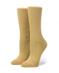 Stance Uncommon Classic Crew Socken (gold)
