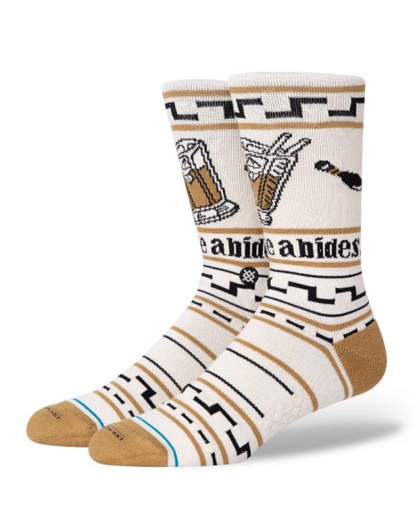 Stance The Dude Socken (tan)