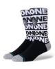 Stance The Ramones Socken (black)