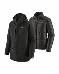 Patagonia Tres 3-in-1 Parka (black)