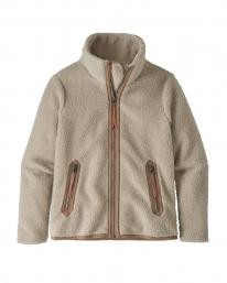 Patagonia W Divided Sky Jacket (natural w/bearfoot tan)