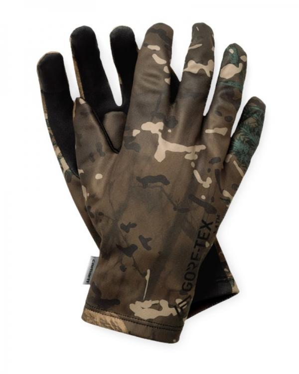Carhartt WIP Gore Tex Gloves (black/camo combi)