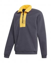 Adidas ADV Block Fleece Sweater (solid grey)